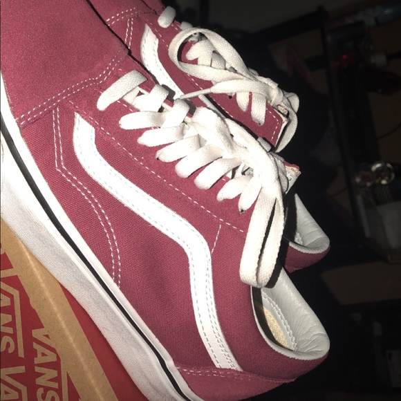 649d11de21a3 Old Skool Dry Rose Vans (New). M 5b7cb9b71b16db11d0bb2e10